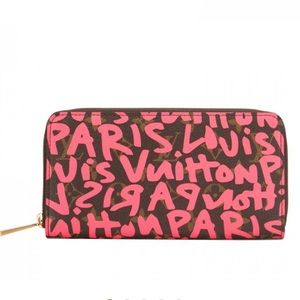 Louis Vuitton Stephen Sprouse Graffiti Wallet